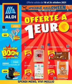 Offerte di Discount nella volantino di ALDI ( Per altri 3 giorni)