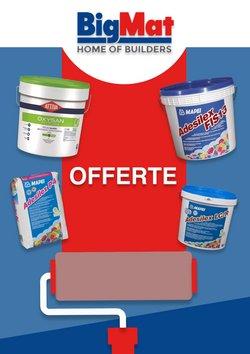 Offerte Bricolage e Giardino nella volantino di BigMat a Casale Monferrato ( Pubblicato oggi )
