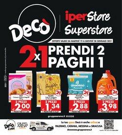 Catalogo Deco Superstore a Catania ( 3  gg pubblicati )