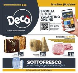 Offerte di Iper Supermercati nella volantino di Deco Superstore ( Scade domani)