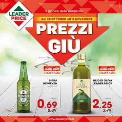 Catalogo Leader Price a Lissone ( Scaduto )