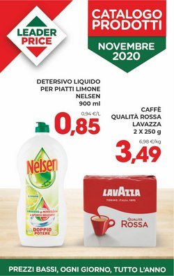 Catalogo Leader Price a Gallarate ( Per altri 4 giorni )