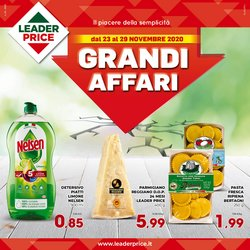Catalogo Leader Price a Gallarate ( Per altri 3 giorni )