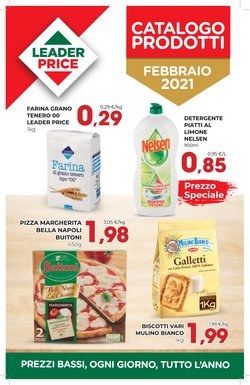 Catalogo Leader Price a Milano ( Scaduto )