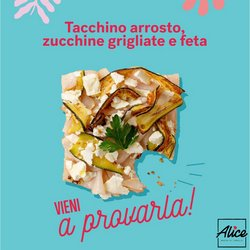 Offerte di Ristoranti nella volantino di Alice Pizza ( Scade oggi)