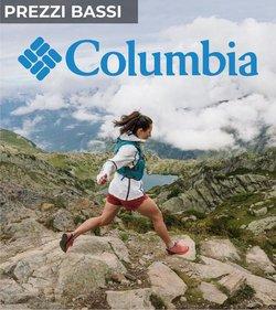 Offerte di Sport nella volantino di Columbia ( Per altri 7 giorni)