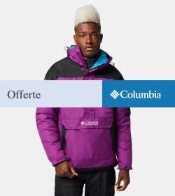 Offerte di Sport nella volantino di Columbia ( Pubblicato oggi)