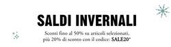 Offerte di Coach nella volantino di Milano