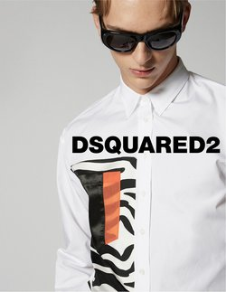 Offerte di Abbigliamento, Scarpe e Accessori nella volantino di Dsquared2 ( Scade oggi)