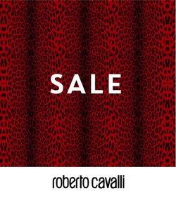 Offerte di Roberto Cavalli nella volantino di Roberto Cavalli ( Scade domani)