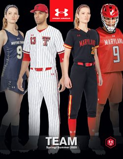Catalogo Under Armour a Milano ( Più di un mese )