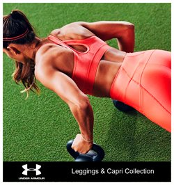 Catalogo Under Armour ( Più di un mese )