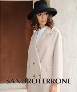 Offerte Abbigliamento, Scarpe e Accessori nella volantino di Sandro Ferrone a San Giuliano Milanese ( Pubblicato oggi )
