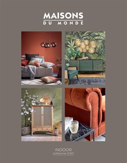 Catalogo Maisons du Monde a Ostia ( Più di un mese )
