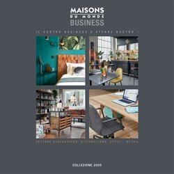 Catalogo Maisons du Monde a Pomezia ( Scaduto )