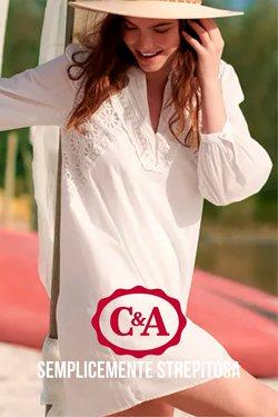 Offerte di C&A nella volantino di C&A ( Per altri 16 giorni)