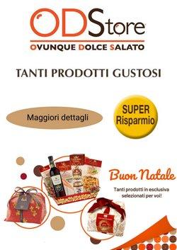 Catalogo ODStore a Milano ( Pubblicato ieri )