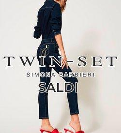 Offerte di TWINSET nella volantino di TWINSET ( Pubblicato oggi)