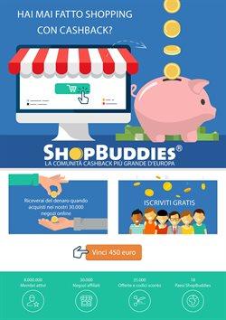 Offerte di ShopBuddies nella volantino di Sassari