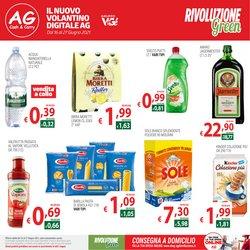 Offerte di AG Cash & Carry nella volantino di AG Cash & Carry ( Per altri 3 giorni)