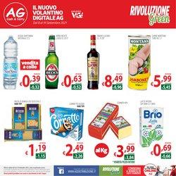 Offerte di AG Cash & Carry nella volantino di AG Cash & Carry ( Scade oggi)