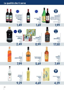 Offerte di Rum a Talento Professional Store