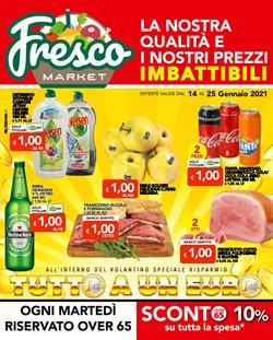 Catalogo Fresco Market ( Scade oggi )