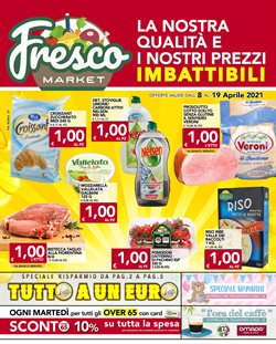 Catalogo Fresco Market ( Per altri 9 giorni )