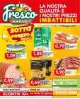Offerte Iper Supermercati nella volantino di Fresco Market a Viareggio ( Per altri 6 giorni )