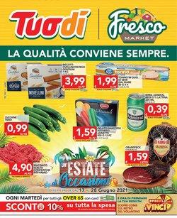 Offerte di Iper Supermercati nella volantino di Fresco Market ( Per altri 4 giorni)
