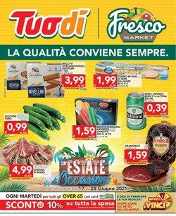 Offerte di Iper Supermercati nella volantino di Fresco Market ( Per altri 7 giorni)