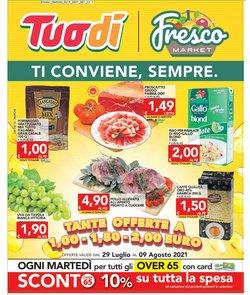 Offerte di Iper Supermercati nella volantino di Fresco Market ( Per altri 11 giorni)