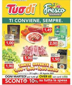 Offerte di Iper Supermercati nella volantino di Fresco Market ( Per altri 9 giorni)