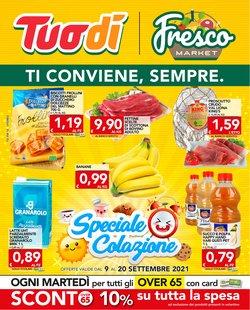 Offerte di Iper Supermercati nella volantino di Fresco Market ( Per altri 3 giorni)