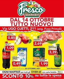 Catalogo Fresco Market ( Scade oggi)