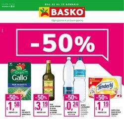 Catalogo Basko a Sarzana ( Per altri 2 giorni )