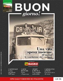 Catalogo Basko a Sarzana ( Più di un mese )