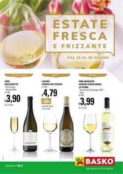 Offerte di Iper Supermercati nella volantino di Basko ( Pubblicato oggi)