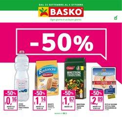 Offerte di Basko nella volantino di Basko ( Per altri 8 giorni)
