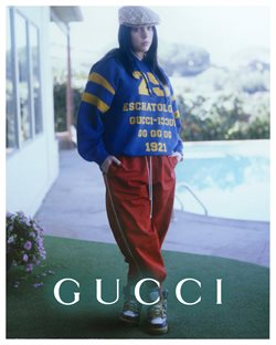 Offerte Grandi Firme nella volantino di Gucci a Legnano ( Per altri 29 giorni )