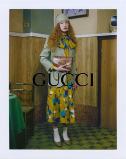 Offerte Grandi Firme nella volantino di Gucci a Gallarate ( Pubblicato oggi )