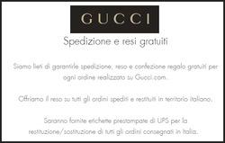 Offerte di Gucci nella volantino di Milano