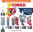 Offerte Iper Supermercati nella volantino di Conad a Spoleto ( Più di un mese )