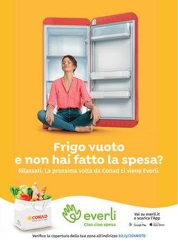 Catalogo Conad a Ponzano Veneto ( Più di un mese )
