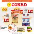 Offerte Iper Supermercati nella volantino di Conad a Sassari ( Pubblicato ieri )