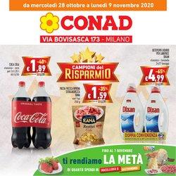Offerte di Coca-Cola a Conad
