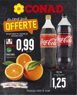 Offerte Iper Supermercati nella volantino di Conad a Ladispoli ( Scade oggi )