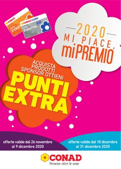 Catalogo Conad a Viareggio ( Per altri 26 giorni )