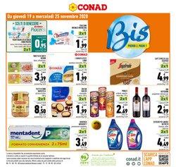 Offerte Iper Supermercati nella volantino di Conad a Pordenone ( Scade oggi )