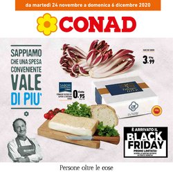 Catalogo Conad a Schio ( 3  gg pubblicati )